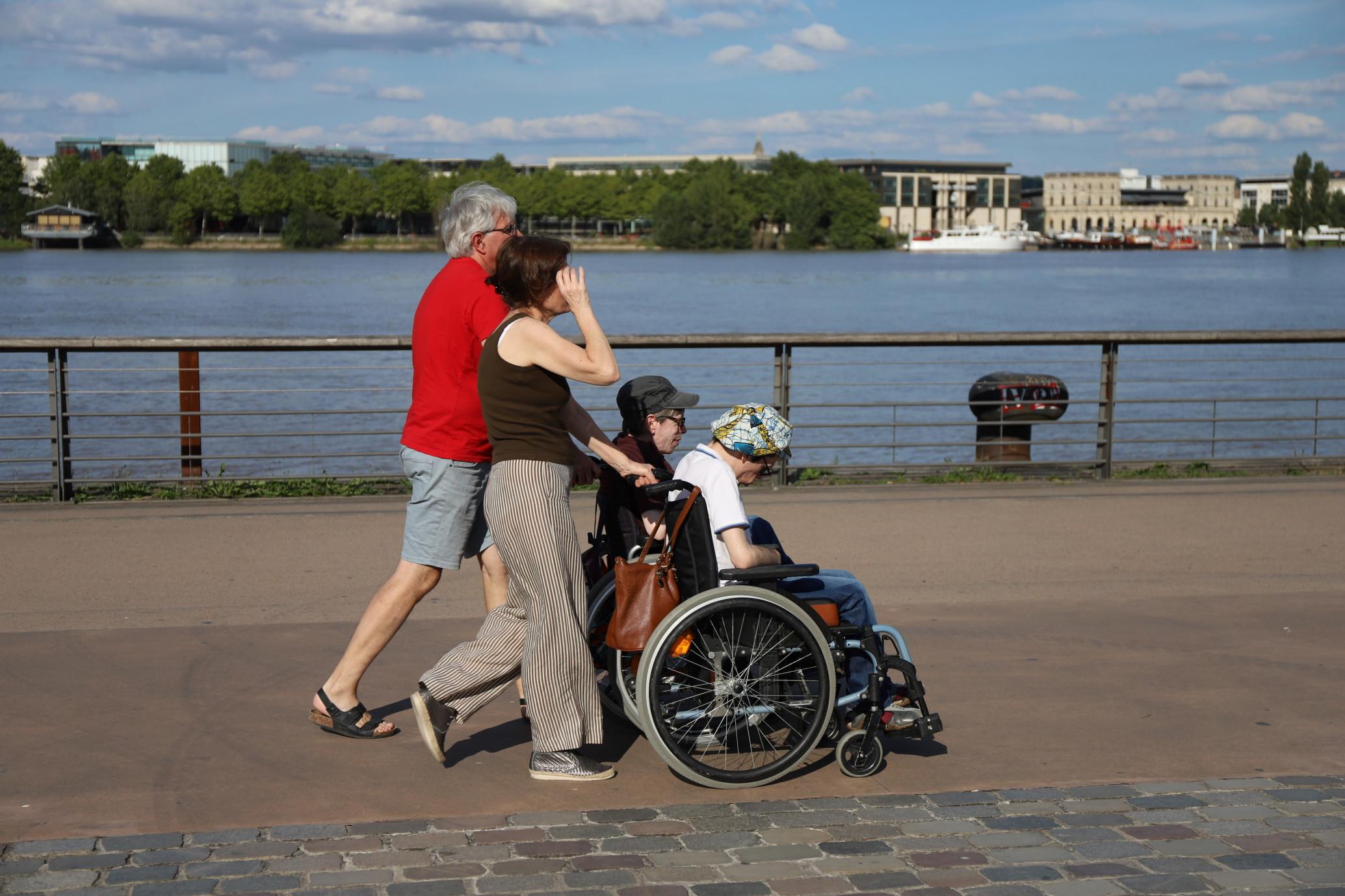 L'importance du soutien aux personnes handicapées